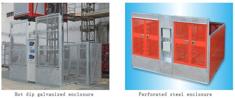 Cage Enclosure